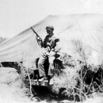(mid 1940s) Grady McMurtry during WWII #2