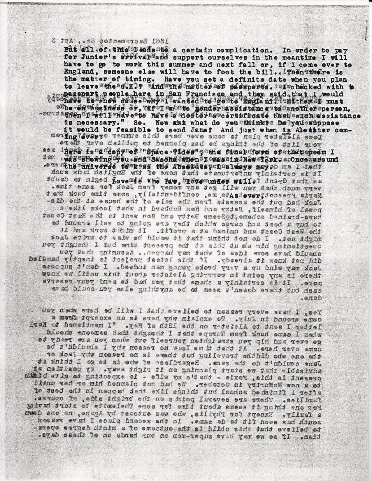 grady mcmurtry to karl germer the grady mcmurtry project 05 15 1946 grady mcmurtry to karl germer pg 2