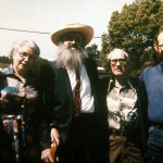 (1975) Grady McMurtry with Israel Regardie, William Heidrick, and others #2