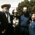 (1975) Grady McMurtry with Israel Regardie, William Heidrick, and others #1
