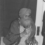 (1983) Grady in Turban and Robe